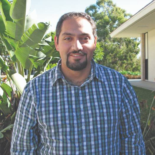 Milad Samadi, MiraCosta College graduate hired as a CAD technician Image