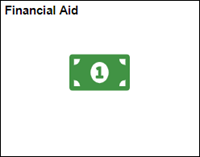 Financial Aid Tile